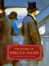 The Return of Sherlock Holmes (eBook): A Collection of Holmes Adventures